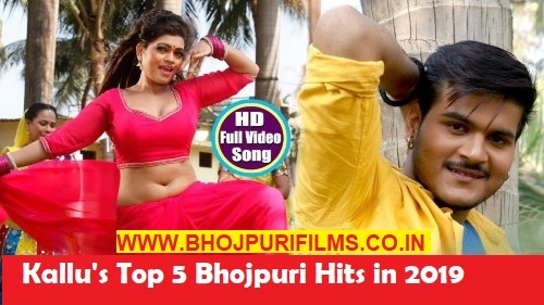 Kallu's Top 5 BHojpuri Hit Songs in 2019